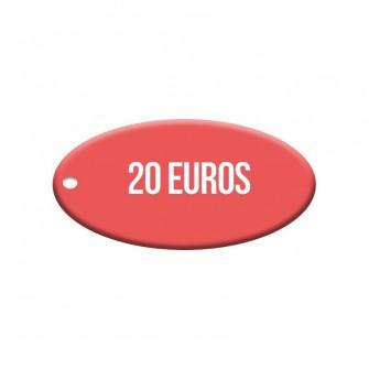 Bono 20 euros
