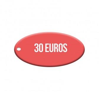 Bono 30 euros