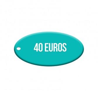 Bono 40 euros | Bonos regalo