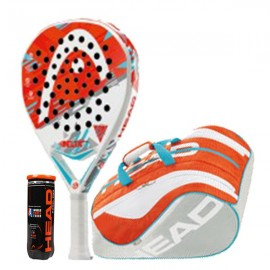 Pack Head Graphene XT Delta Motion + Paletero Head Delta Women