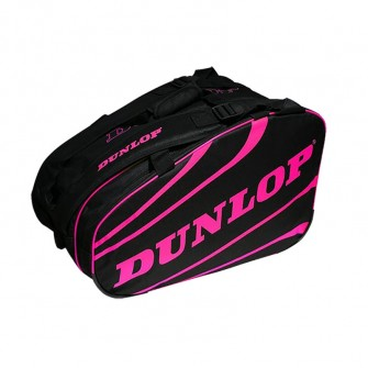 Paletero Dunlop Competition Rosa