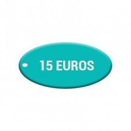 Bono 15 euros
