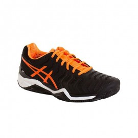 Zapatillas de padel Asics Gel Resolution 7 Clay Naranja