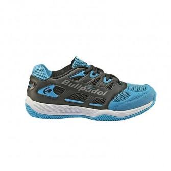 Zapatillas de pádel Bullpadel Baner 2016 Azul Celeste