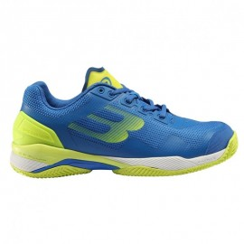 Zapatillas Bullpadel Hack Knit Paquito Navarro Azul