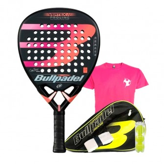 Bullpadel Vertex Woman 2019 | Palas de padel