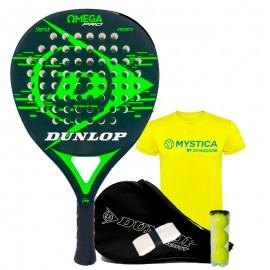 Dunlop Omega Verde | Palas padel Dunlop