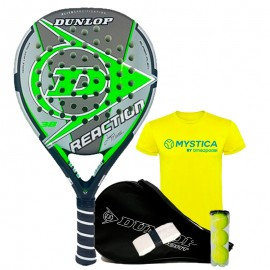 Dunlop Reaction 2018 verde