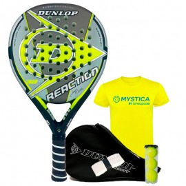 Dunlop Reaction 2018 amarilla