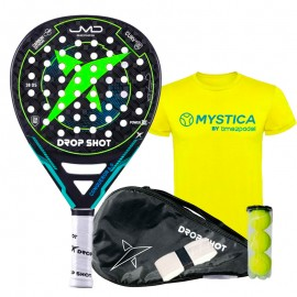Drop Shot Conqueror 6.0 2018 | Palas padel Drop Shot
