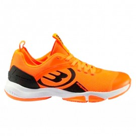Zapatillas Bullpadel Hack Knit 2020 naranja