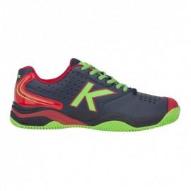 Zapatillas de padel Kelme K-Point Marino 2015