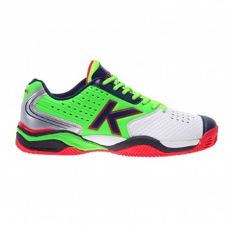 Zapatillas de padel Kelme K-Point Verde 2015
