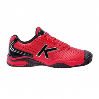 Zapatillas de padel Kelme K-Point Rojo 2015