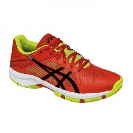 Zapatillas de pádel Asics Gel Solution Speed 3 Jr Naranja