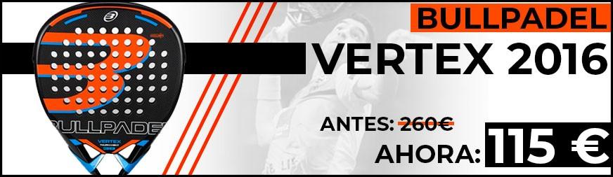 Bullpadel Vertex 2016